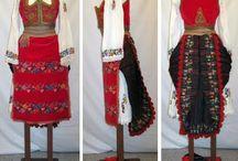Balkan Fusion Costuming Inspiration