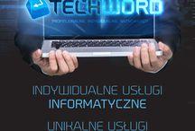 Identyfikacja Wizualna / Profesjonalnie, Indywidualnie, Natychmiast.  Zapraszam   Godziny otwarcia 7:30-17:30     721 106 898  www.techword.pl lipmichal@techword.pl