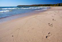 Lake Superior Circle Tour / Links, photos to plan your lake superior circle tour