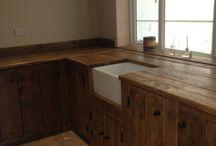 Kitchens / Handmade kitchens