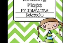 Reading: Interactive Notebook / by Cattie Scharm
