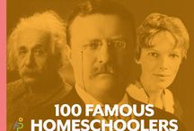 Noteworthy Homeschoolers / by Alpha Omega Publications Homeschool