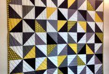 Black Yellow White
