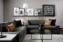 Walls, decor and ideas
