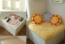 Tiny Human Abodes / Children's rooms and play spaces at home