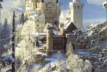 Castles,Painted Ladies & Interesting Architecture