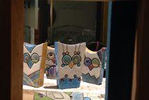 Gufi / Ceramiche raku