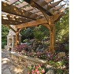 terasztetők, kerti kiülők / ötletek a terasztetők és kerti kiülők kiválasztásához