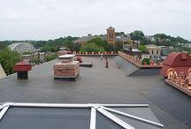 EPDM Rubber Roofing / Commercial EPDM Rubber Roofing Lehigh Valley Pennsylvania