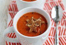 Soup de jour / All about soup!
