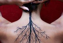 Yoga tatuointi
