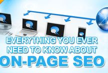 On Page SEO / On Page SEO