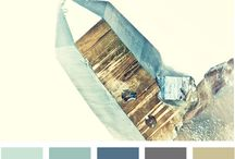 Color Palettes / by Sarah S