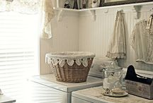 Wash on Monday / Laundry room inspiration (and know-how)