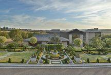 Gardens created with The Creative Stone Company