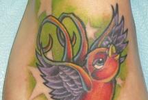 Tattoos / by Jessica Zink