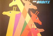 Orbitz Vintage Posters