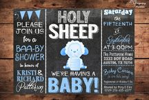 Baby Shower Invitations - Some Inspirations