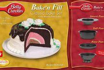 Betty Crocker Cake Pan
