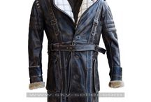 Fallout 4 Elder Maxson Battle Coat / Get this Battle Coat from Fallout 4 at most discounted price from Sky-Seller and avail free shipping.