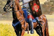 Medieval warfare and troops