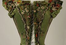 CORSETS EMBROIDERY