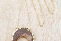 Long Necklace Love❤️