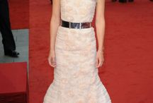 Red carpet fashion / What's hot on the red carpet