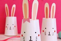 Knutselen feestdagen / DIY holidays, children crafts for holidays