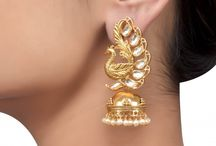 Jhumkis / Exclusive collection of jhumkis in beautiful designs