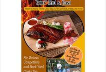 BBQ / Cooking, Food & Wine-BBQ