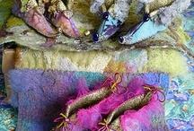 Sapatos de fadas
