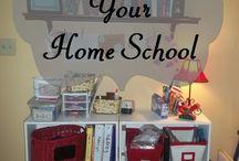 Homeschool / Information / by Buffy Stinchfield