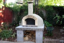 Wood fired pizza ovens / Need one for our entertaining area