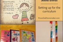Sound Words Curriculum / by Tauna M (Proverbial Homemaker)