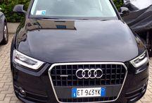La mia Audi Q3