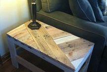 drewniane....