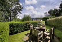 Gardens at our Lakeland Cottages
