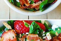 In the Kitchen - Salads / by Erin Parkinson