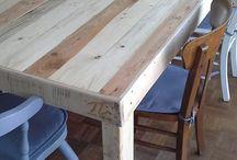 Tavoli Da Pranzo Pallet