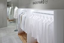 clothes store