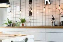 Køkken + bad