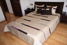 Luksusowe narzuty na łóżko