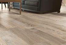 Tile wood flooring