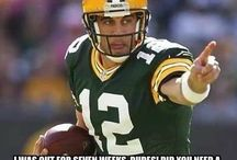 The Packers!!!!!!!! / by Clare Augustine