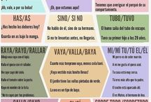 Ortografía Spanish