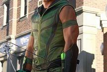 Green Arrow...Justin Hartley