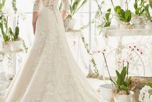 Wedding gowns for reception