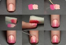 nails and beauty tips / by Erica Garcia