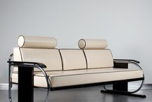 Art deco art noveau furnitures